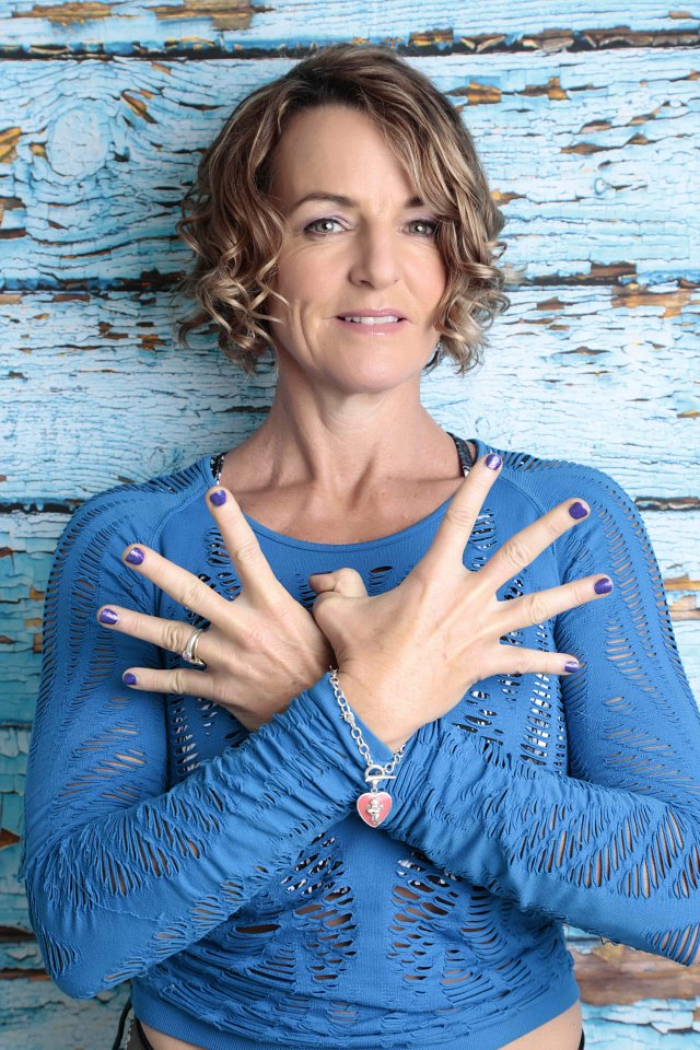 Creative Yoga - Inner Core workshop with Liz Lark